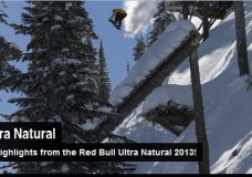 Red Bull Ultra Natural-highlights