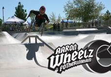 Aaron Wheelz Fotheringham – WCMX – AIRBOURNE.