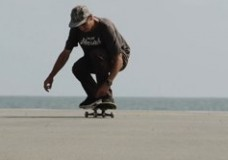 «Control» – Super Slow Motion Skateboarding.