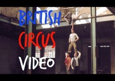 CIRCUS IN AN ABANDONED FACTORY // CIRCULUS.
