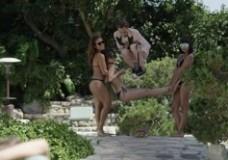 Eli Reed Skating The Playboy Mansion»Lost Paradise».