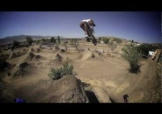 Cam White and Ben Wallace Bmx Dirt Doubles.