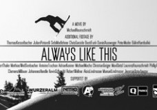 ALWAYS LIKE THIS – TRAILER.