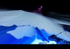 GoPro: Afterglow – Night Skiing.