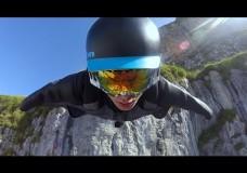 GoPro: Majestic Wingsuit Fling in Switzerland.