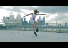 FLOW | Freestyle slalom video.