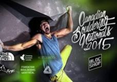 Canadian Bouldering Nationals 2015.