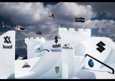 Incredible Ski & Snow Highlight Clip Suzuki Nine Queens 2015.