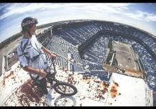 Tyler Fernengel BMX Session: Silverdome.