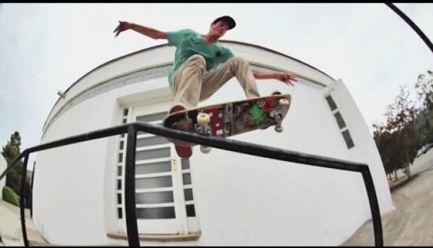 Dani Millán's Future Islands A European Street Skating Montage
