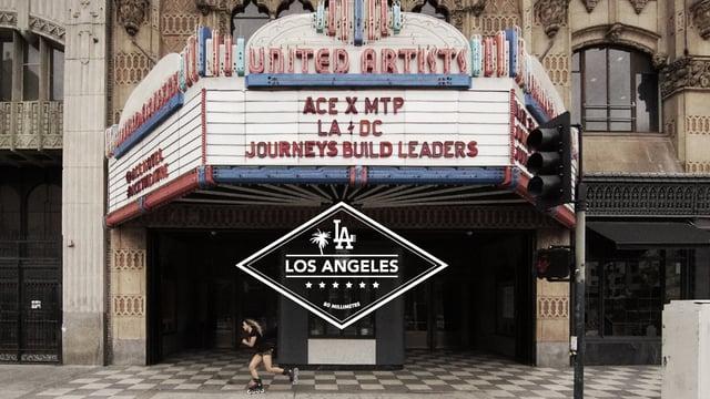 Freeskate in Los Angeles