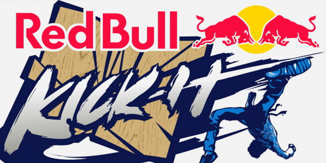 Freestyle Tricking Battles in South Korea - Red Bull Kick It 2015
