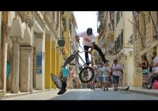 BMX Island Hopping in Greece.