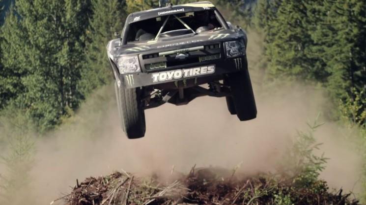 Toyo Tires BJ Baldwin's Recoil 3 - Sasquatch Hunter 2