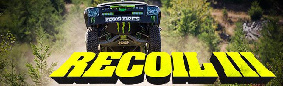 Toyo Tires BJ Baldwin's Recoil 3 - Sasquatch Hunter 3