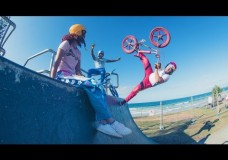 Bicycle Motocross | Radical BMX Tribute to the 80's.