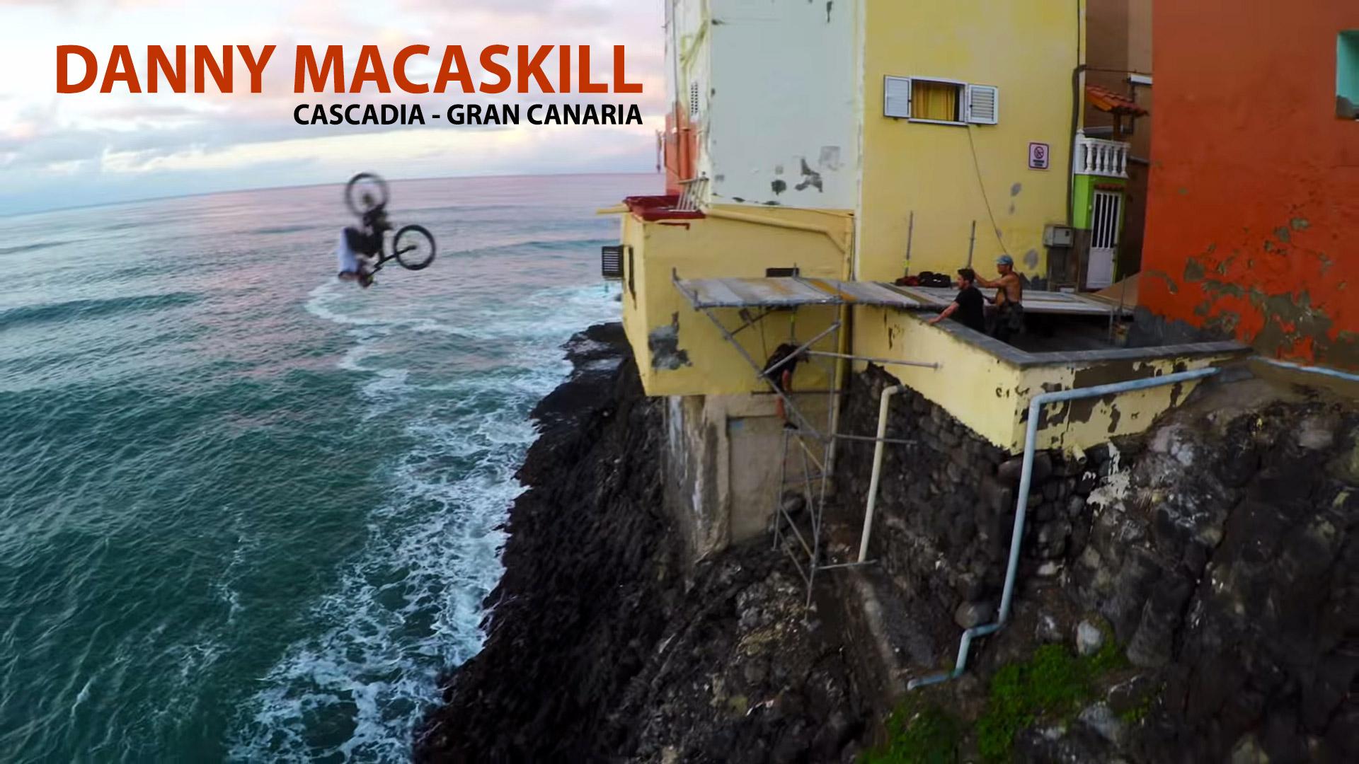 GoPro Danny MacAskill - Cascadia 2