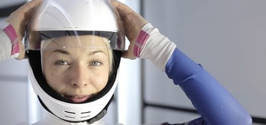 Dancing With Gravity - Inka Tiitto, World Champion of Indoor Skydiving