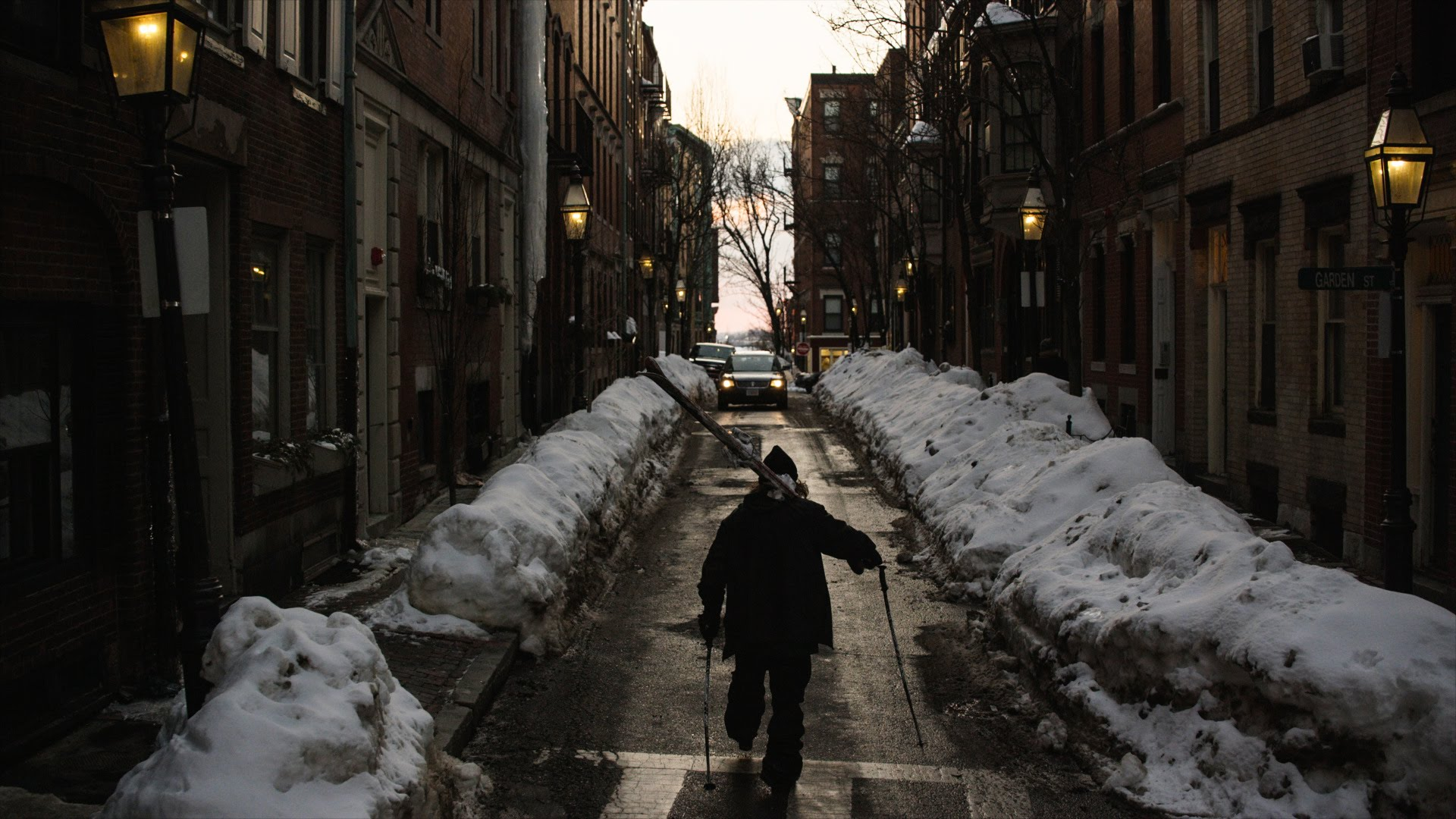Skiers Turn Boston Streets Into Playground During Record Breaking Winter 1