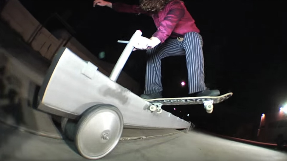 Richie Jackson Death Skateboards Part Is Next Level Entertainment. 2