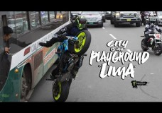 City is my Playground 2: Lima | Nick Apex & Ernie Vigil.