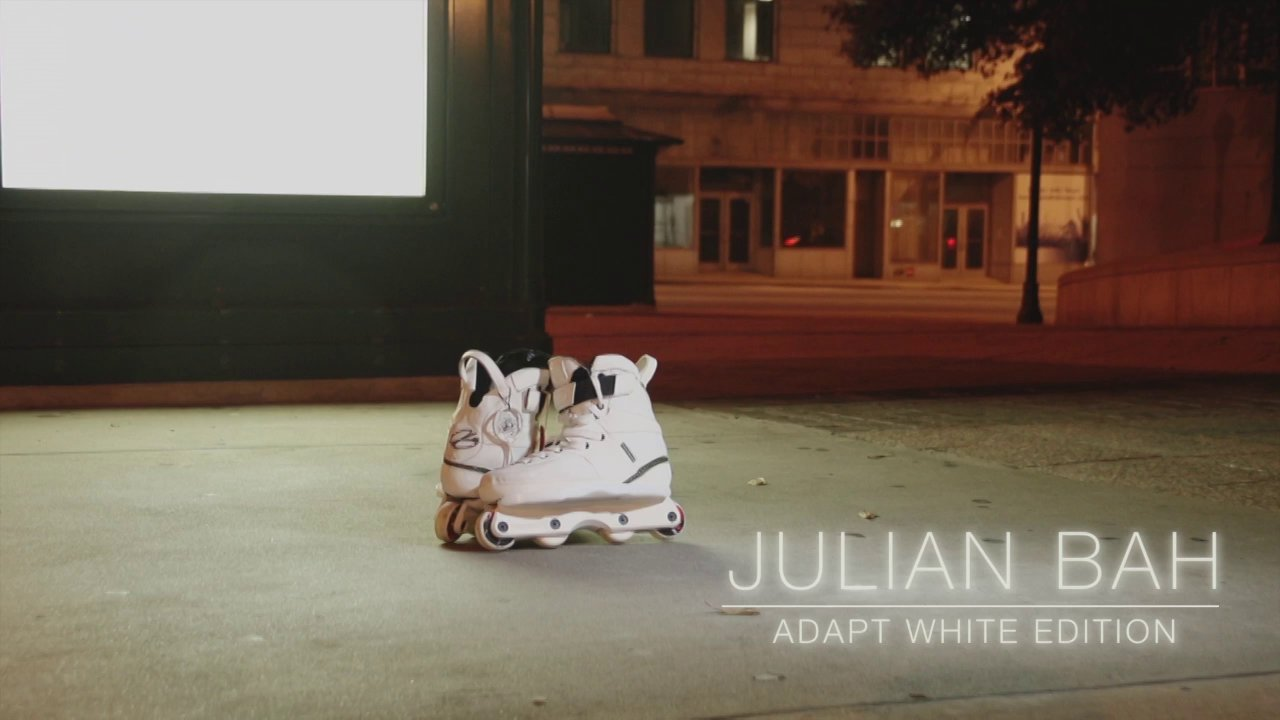 Julian Bah 2016 Adapt Stealth Pro Model.