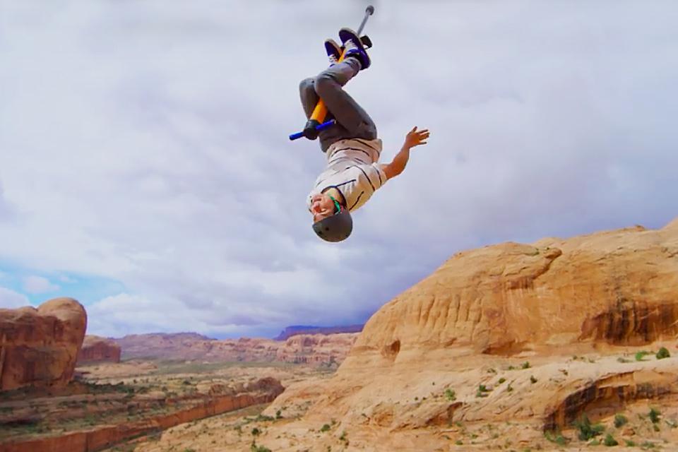 Pogo Freestyle! World's Best Pogo Tricks!!! 1