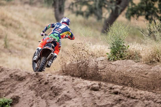 Ryan Dungey and Marvin Musquin Rip Zaca Station.