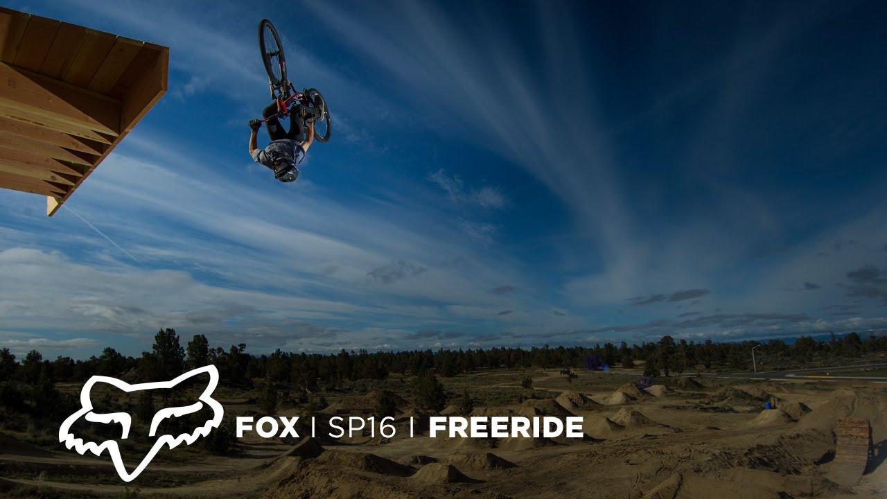 Fox MTB Presents  Spring 2016 Freeride 1