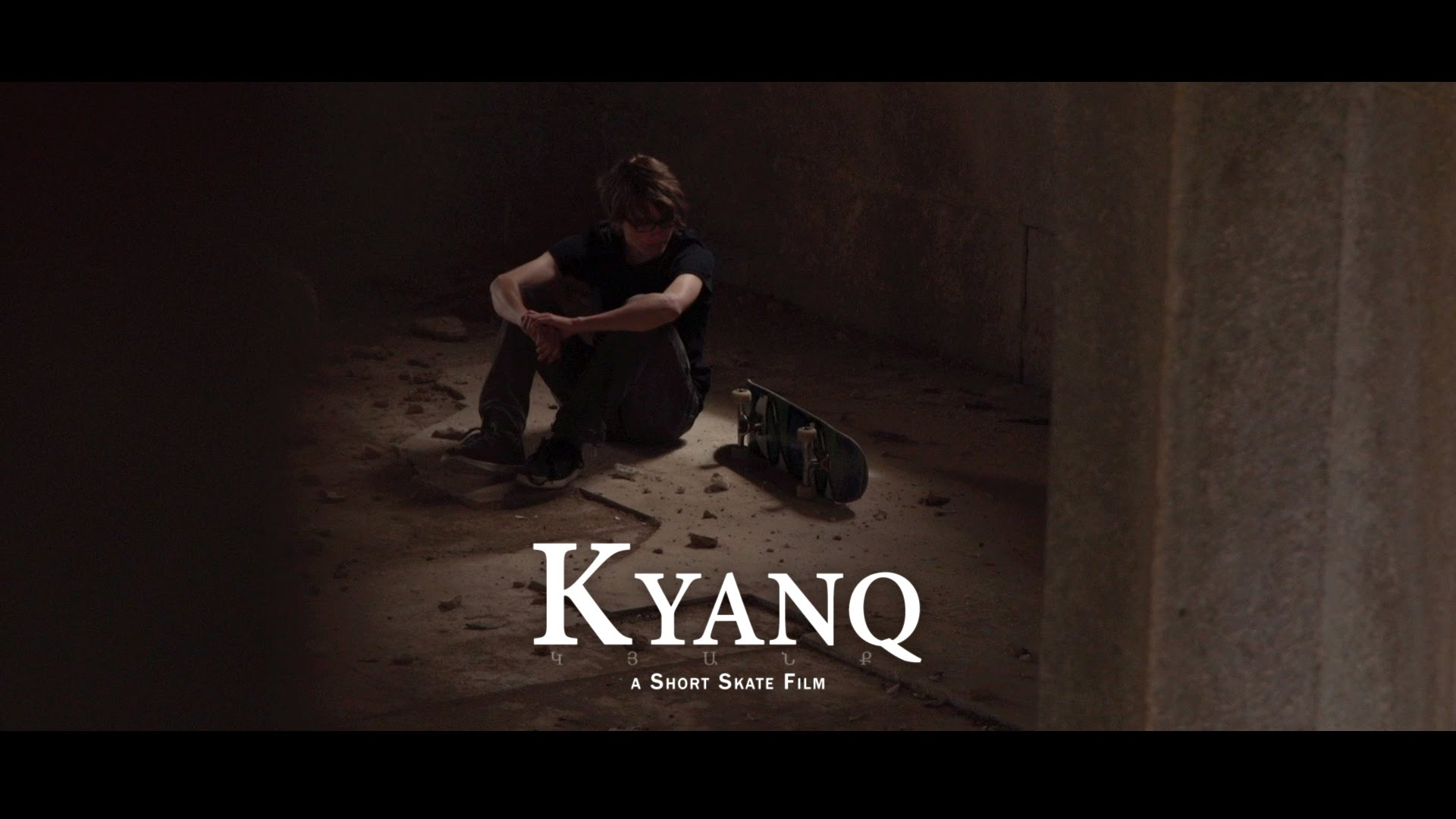 Kyanq: a Short Skate Film.