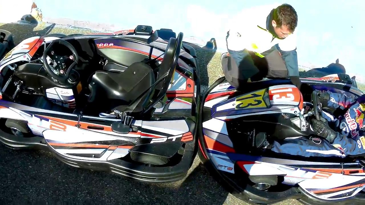 Back to the Karting | Arttica979.