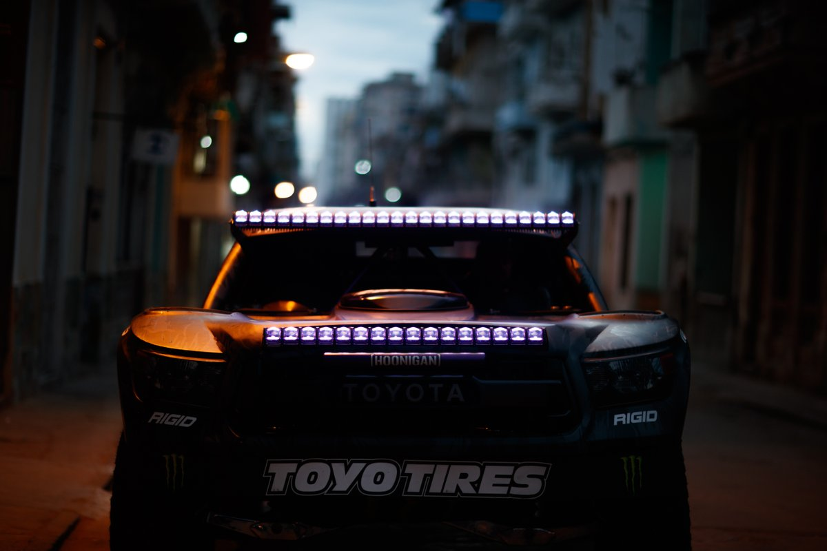 TOYO TIRES | BJ Baldwin's Recoil 4 in Cuba.