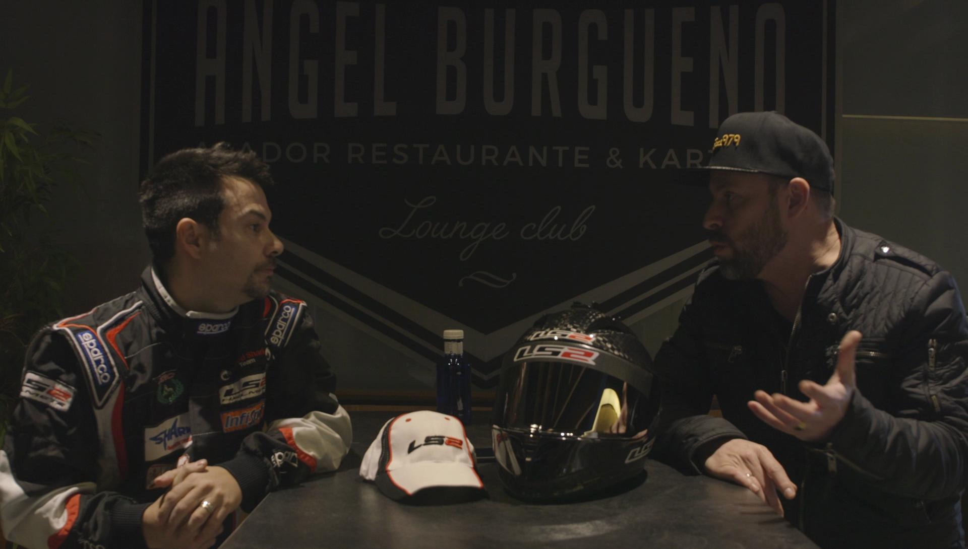 Entrevista Jorge pérez | Karting Ángel Burgueño GP2 CKRC 2017 | Arttica979 | El arte de lo extremo.