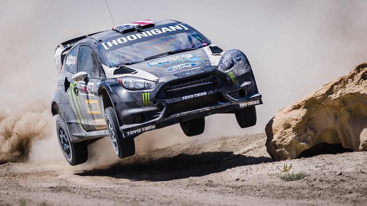 PENNZOIL SYNTHETICS & KEN BLOCK'S TERRAKHANA: THE ULTIMATE DIRT PLAYGROUND.